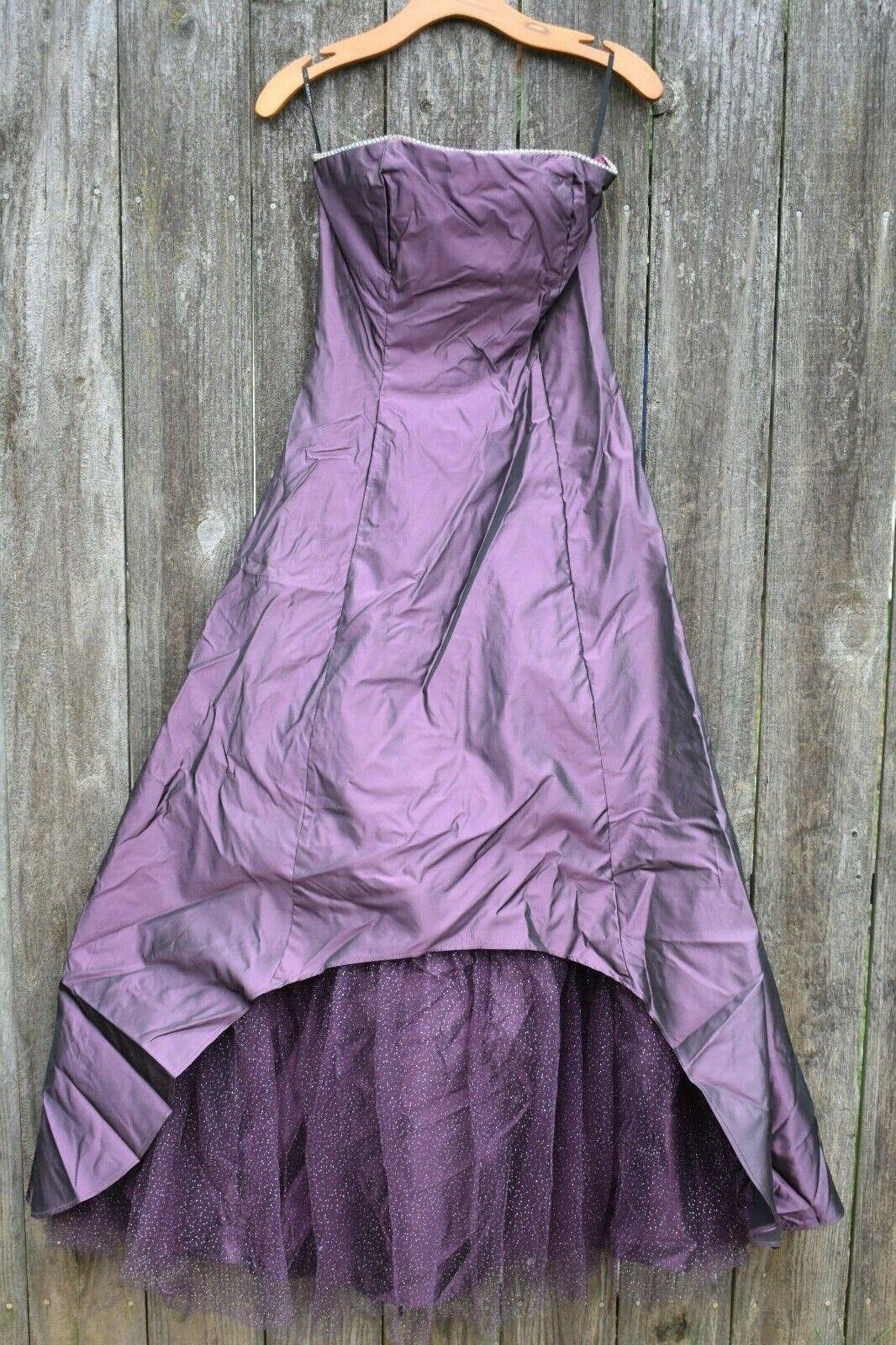 Vintage Gunne Sax Jessica McClintock prom dress f… - image 1