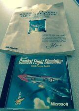 Microsoft Combat Flight Simulator WWII Europe Series Strategy Guide Tricks Tip