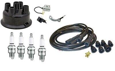 Prestolite Distributor Tune up Kit Case 320 350 400 400B 411B USA Copper wires