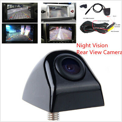 Car Video Ebay Motors Humble Universal Car Rear View 170° Angle Night Vision Reverse Backup Parking Camera Fine Craftsmanship