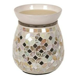 Cream-amp-Gold-Electric-Wax-Warmer-Burner-amp-10-Handpoured-Scented-Melts-3153