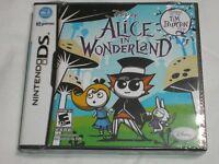 Brand Disney Alice In Wonderland Nintendo Ds Nds Ds Lite Dsi Xl