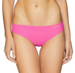 45a1c1bc7972 Image is loading Calvin-Klein-XLarge-XL-Invisibles-Thong-Underwear-Panties-