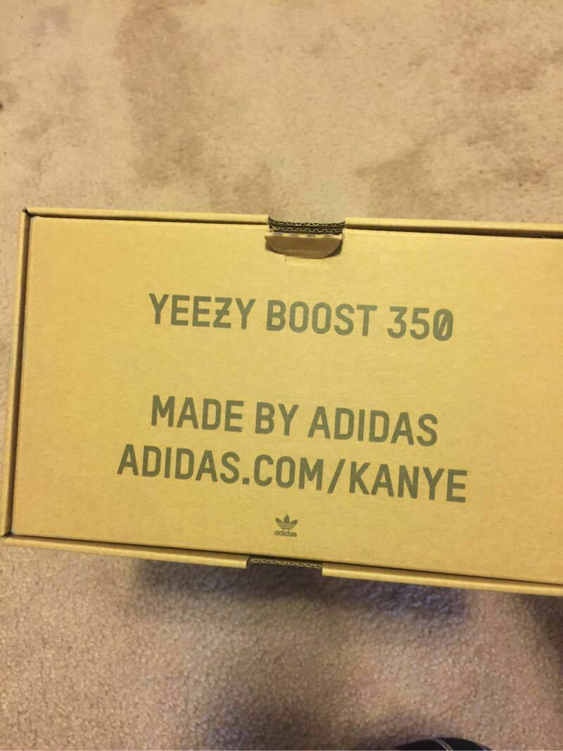 Adidas Yeeze Boost 350 V2 Cream White