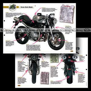 jbt13-009-VOXAN-V-1000-BLACK-MAGIC-Modele-2005-Fiche-Moto-Motorcycle-Card