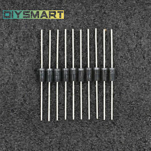 10PCS SR5100 SB5100 MIC 100V 5A Schottky Rectifier Diode GNCA