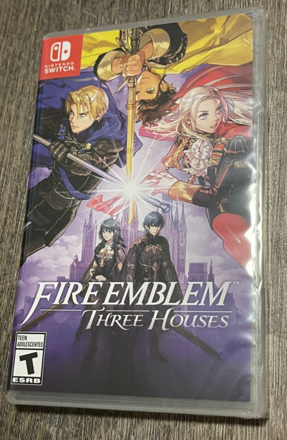 Fire Emblem Three Houses for Nintendo Switch **Brand New, Sealed** Free Shipping