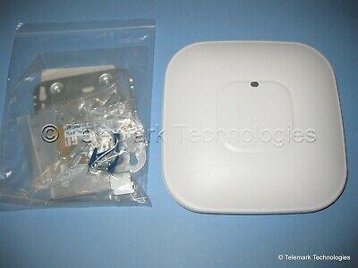 Cisco Aironet 1262N Autonomous IOS Wireless AP AIR-LAP1262N-A-K9 w//Mount Kit