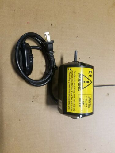 Arrow Saw Motor will fit Weston and Apple Saws 8000rpm B007D46CNK A00018