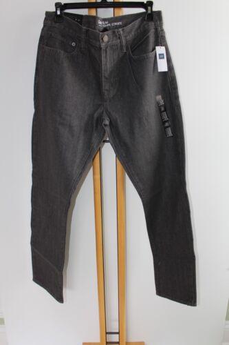 32 31 Grey Slim Coupe pour Taille homme Pantalon Nwt Taille Nouveau Jeans Longueur Gap zqUfw00