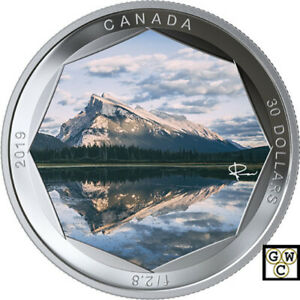 Details About 2019 Mount Rundle Peter Mckinnon Photo Series Proof 30 Fine Silver Coin 18724