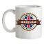 Made-in-Wareham-Mug-Te-Caffe-Citta-Citta-Luogo-Casa miniatura 1