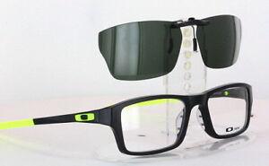 ca294f190ba Image is loading Custom-Fit-Polarized-CLIP-ON-Sunglasses-For-Oakley-
