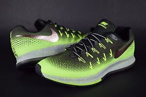 53f5a6a7ae8c NEW Mens NIKE Air Zoom Pegasus 33 Shield 849564 300 Volt sz 10 ...