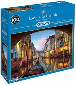 Jigsaw-Puzzles-1000-Pieces-pamant-Along-Gibson-SEALED-BRAND-NEW