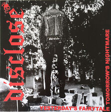 DISCLOSE - YESTERDAYS FAIRYTALE,...LP, japan d-beat/raw-punk cult