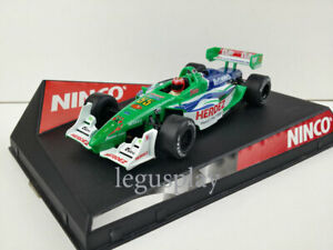 Slot-Car-Scalextric-Ninco-50319-Lola-Ford-55-034-Herdez-Competition-034