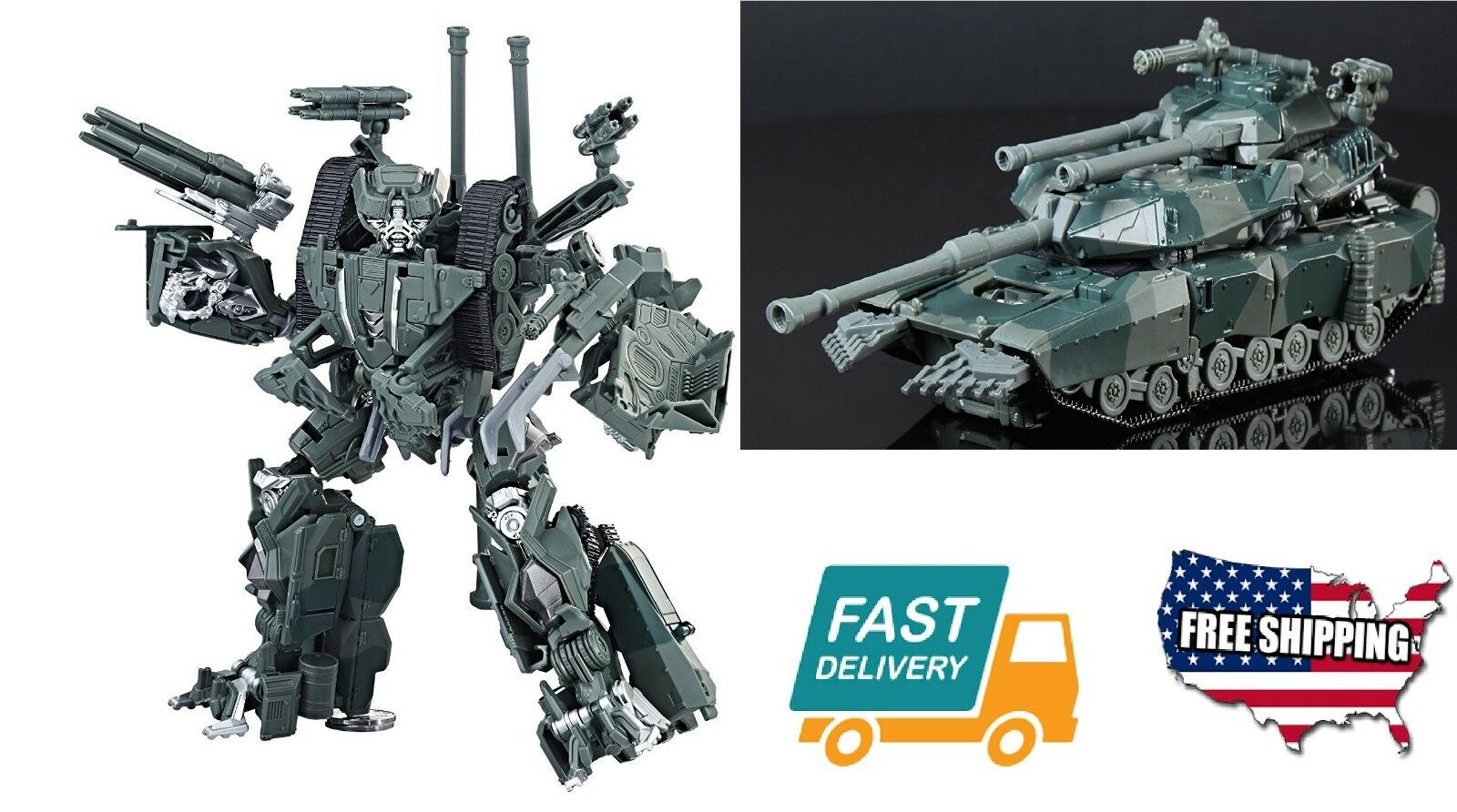 Home Kids Toy Game Transformers Studio Series 12 Voyager Class Movie Decepticon