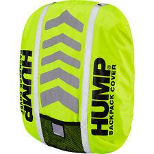 Respro Deluxe HUMP waterproof Hi-Viz rucsac cover, safety yellow