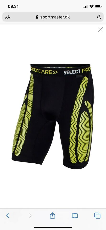 Andet, Compressions shorts, Select