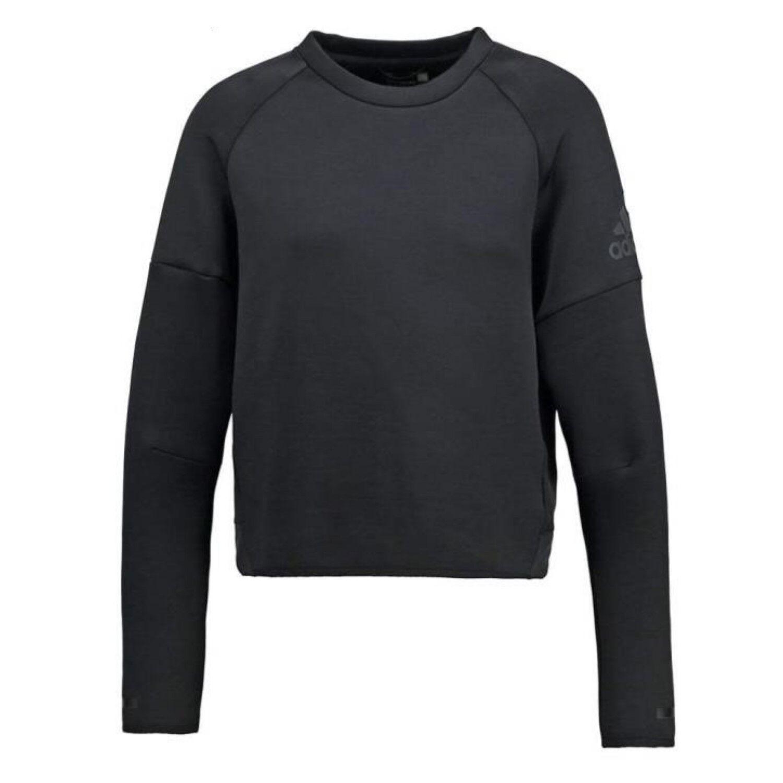 Adidas Damen Damen Damen Daybreaker schwarz Sportpullover Sweater Sweatshirt 57d018