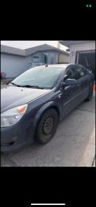 2008 Saturn aura- Fixer upper or Parts car $1500
