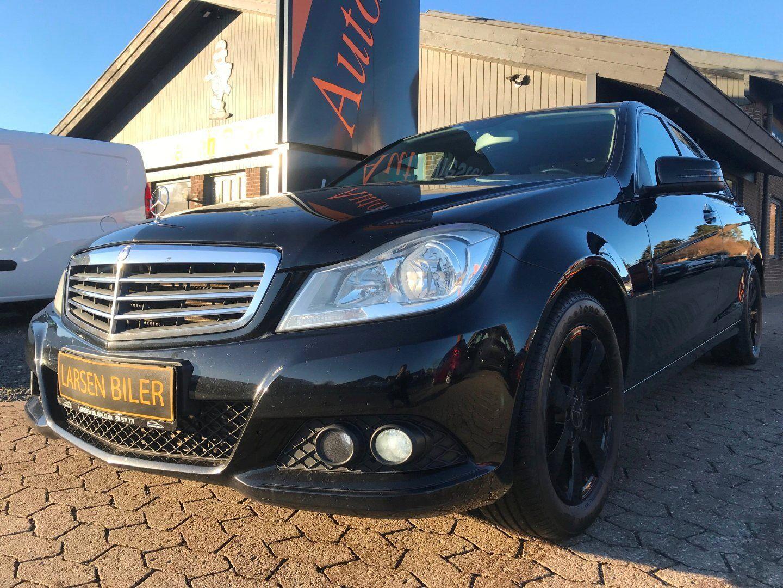 Mercedes C200 2,2 CDi aut. BE 4d - 149.990 kr.