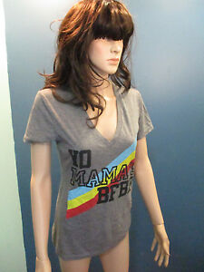 L-gray-YO-MAMA-039-S-BFBB-t-shirt-by-BELLA
