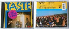 TASTE Live At The Isle Of Wight .. 1992 Polydor CD TOP