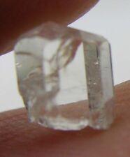 #9 1.60ct Burm Very Rare 100% Natural Phenakite Phenacite  Crystal Specimen 6mm