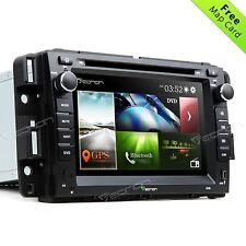 "7"" Car DVD Player GPS Nav o for Chevrolet GMC Buick Silverado 1500 2500HD 3500HD"