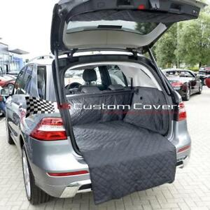 MERCEDES-ML-TAILORED-QUILTED-WATERPROOF-BOOT-LINER-MAT-2012-2015-229