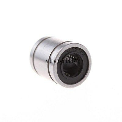 New 1pcs LM8SUU 8mm Linear Ball Bearing Bush Bushing 8x15x17mm for CNC