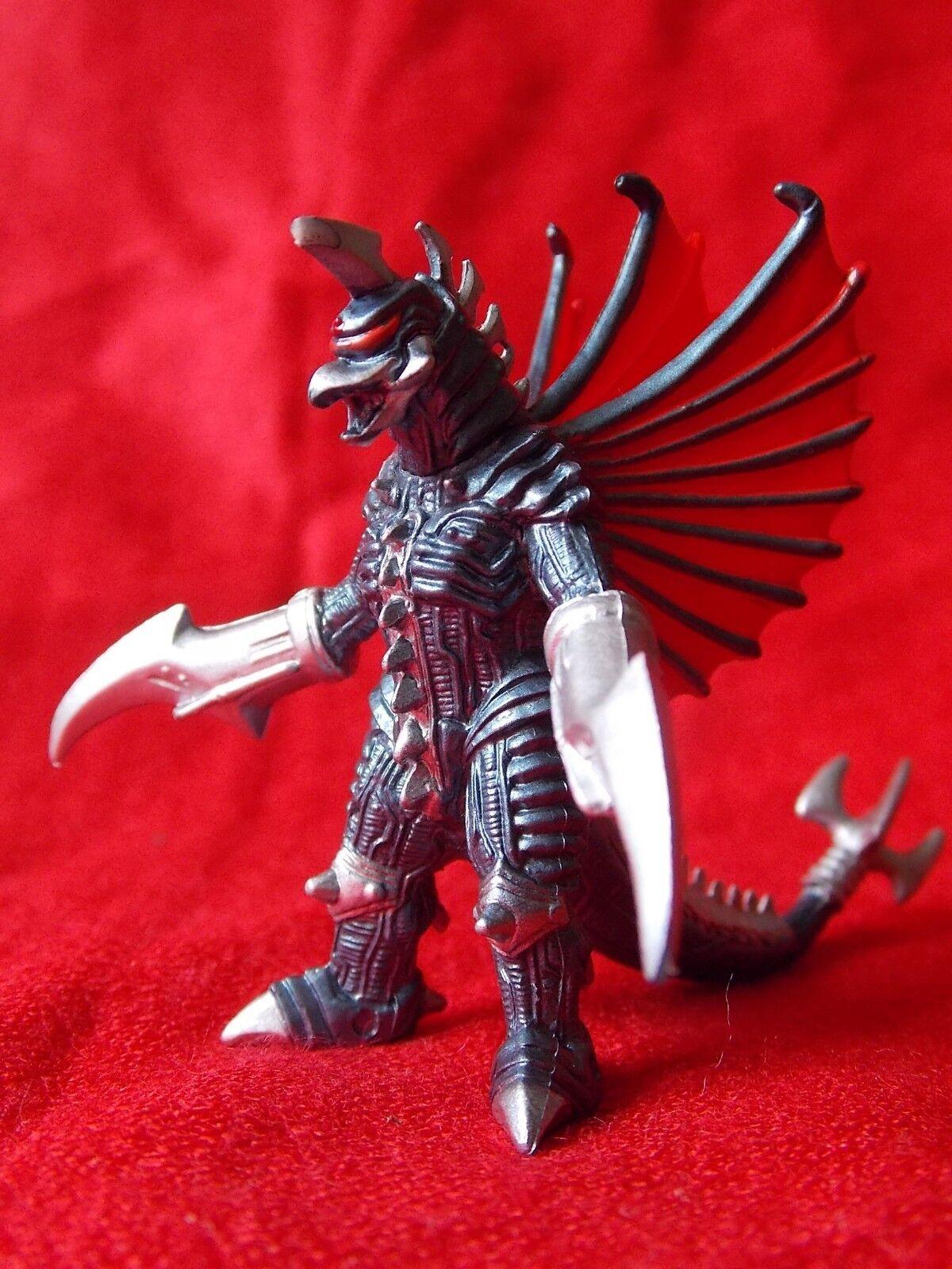 GIGAN Godzilla Chozukan PVC SOLID mini Figure H2.4  6cm 6cm 6cm KAIJU UK DESPATCH 690b9f