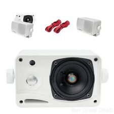 Jensen JXHD35 3.5in Mini Weatherproof Speakers