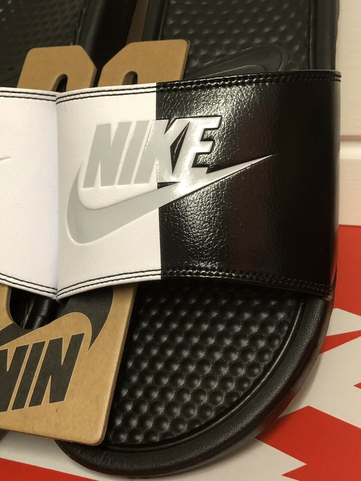 Nike Benassi JDI Mens Slide UK 8 EUR 42,5 US 9 Brand New In Box