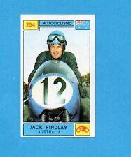 CAMPIONI SPORT 1969-70-PANINI-Figurina n.254- FINDLAY-AUSTRALIA-MOTOCICLISMO-Rec