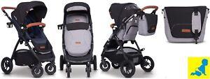 Kinderwagen-easyGO-OPTIMO-AIR-Kindersportwagen-Sportwagen-Jogger-Buggy-NEU