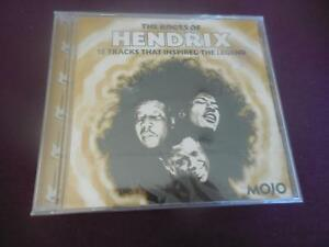 The Roots Of Hendrix CD MOJO BRAND NEW 2005 (crack on jewel