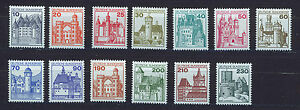 ALEMANIA-RFA-WEST-GERMANY-1977-MNH-SC-1231-1242-Towns-and-cities