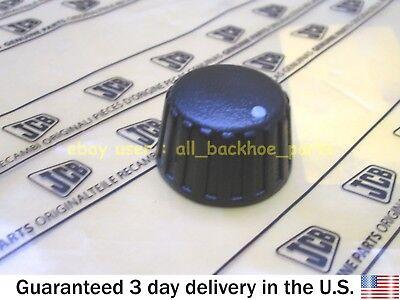 JCB BACKHOE PART NO. 331//26977 GENUINE JCB BASE KNOB