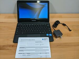 Samsung Xe500c13 Chromebook 3 11 6in Intel 2gb Ram 16gb 887276242712 Ebay