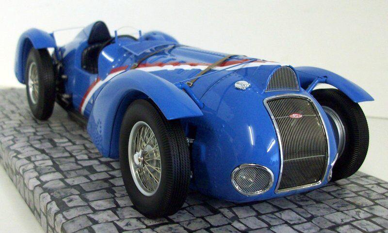 Minichamps 1 1 1 18 scale 107 116100 Delahaye Type 145 V-12 Grand Prix 1937 Mullin d0b63e
