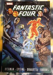 FANTASTIC FOUR vol 4 TPB - Marvel Comics / New (Thing, Human Torch)