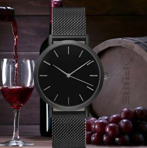 Women-Girls-Quartz-Watches-Golden-Stainless-Steel-Dress-Analog-Wrist-Watch
