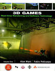 3D Games: Real-time Rendering and Software Technology by Fabio Policarpo, Alan Watts (Mixed media product, 2000)