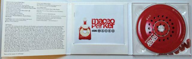 MACEO PARKER - DIAL: M.A.C.E.O.