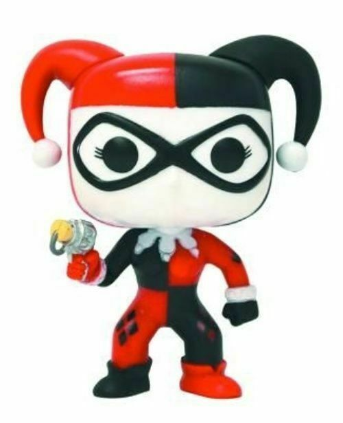 DC Harley Quinn Glow in the Dark #34 2014 Previews Exclusive Funko POP