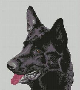 Black-German-Shepherd-Counted-Cross-Stitch-Kit-10-x-12