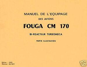 FOUGA-MAGISTER-MANUEL-DE-L-039-EQUIPAGE-DES-AVIONS-CM-170